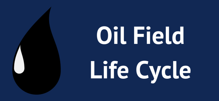 Oil Field Life Cycle